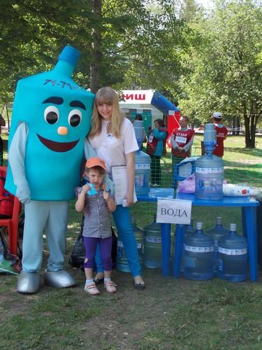 Аква-Мир спонсор Российского азимута-2014