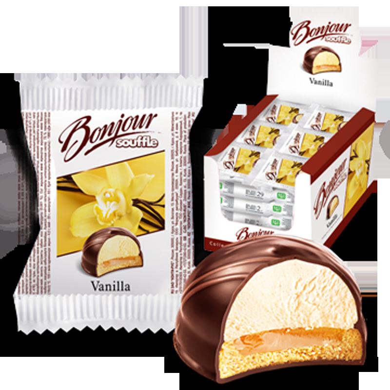 К-Десерт Бонжур ваниль,шт.,29г