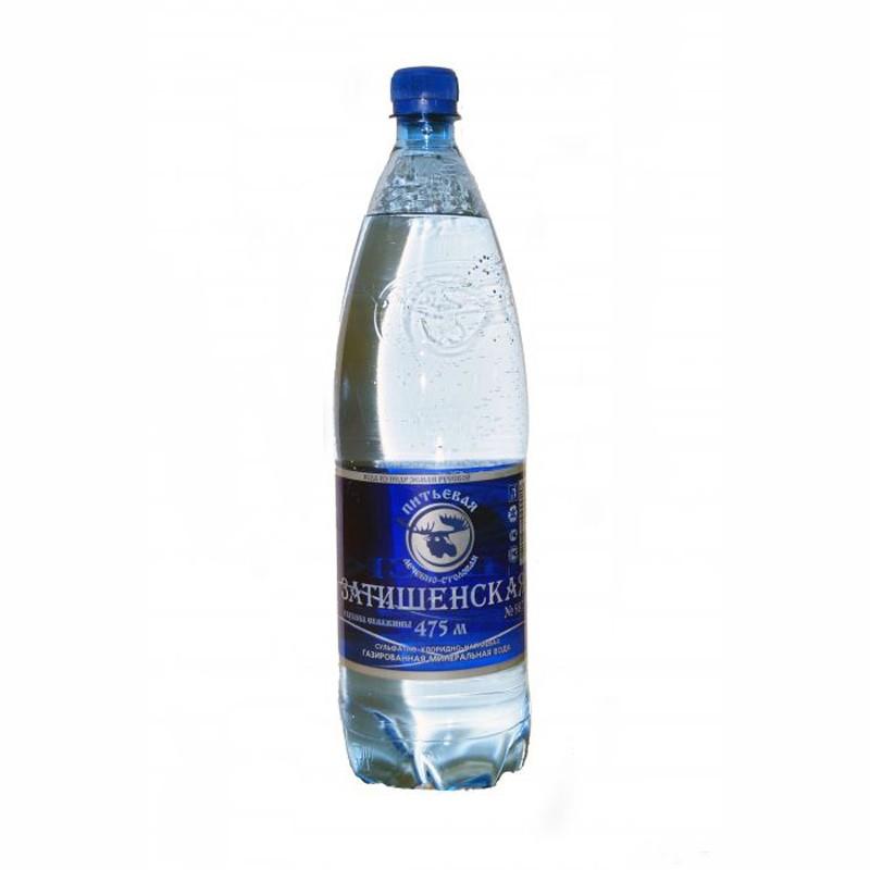 В-Вода 0,6л, Затишенская, минер