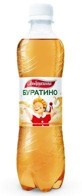 В-Напиток 0,5л, Буратино, газ