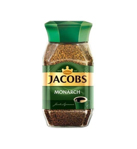 Кофе Якобс Монарх 95г./ст.*12