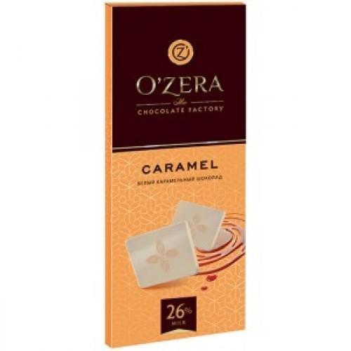 """К-Шоколад белый O""""Zera Caramel  90г"""